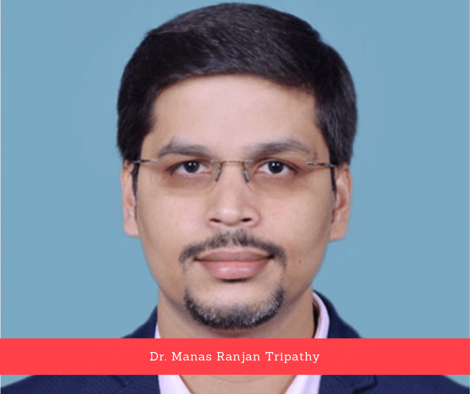 Dr. Manas Tripathy - Proctologist in HSR Layout, Koramangala