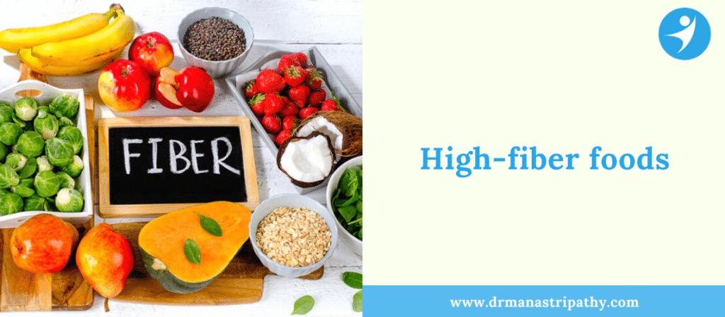 High-fiber foods | Laparoscopic Cholecystectomy in Bangalore
